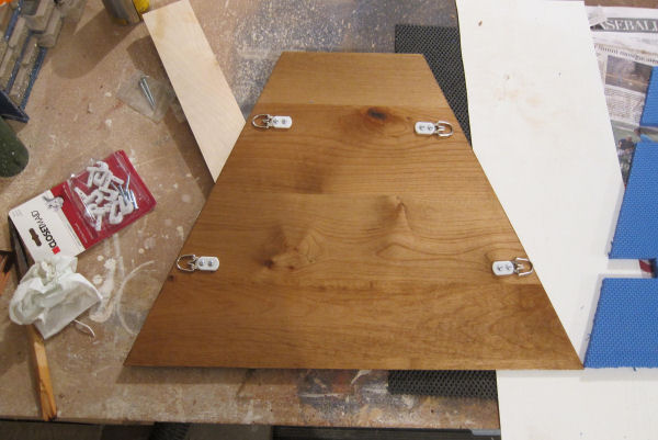 Doggie Deck Construction 1