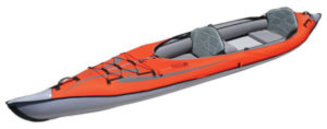 Advanced Elements AdvancedFrame Convertible Elite Tandem Inflatable Kayak