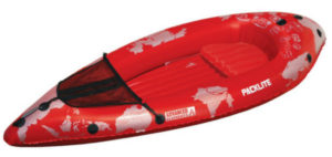 Advanced Elements PackLite Inflatable Kayak