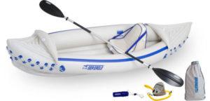 Sea Eagle 330 Pro Solo