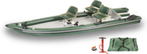 Sea Eagle Fish Skiff 16
